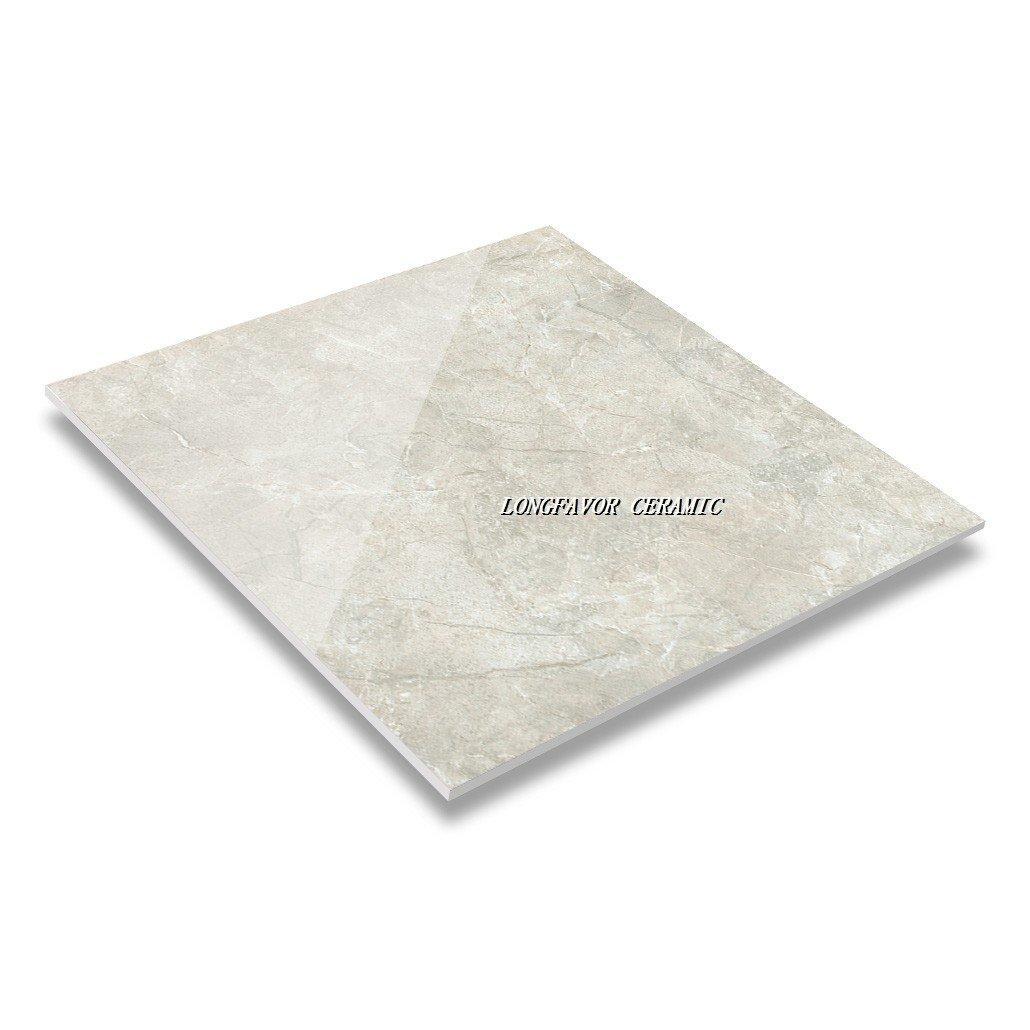 marble look floor tiles diamond Apartment LONGFAVOR-1