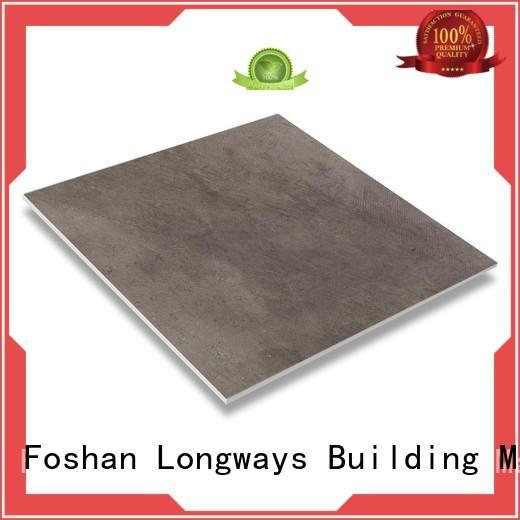 LONGFAVOR cement rustic ceramic tile inkjet technology Hospital