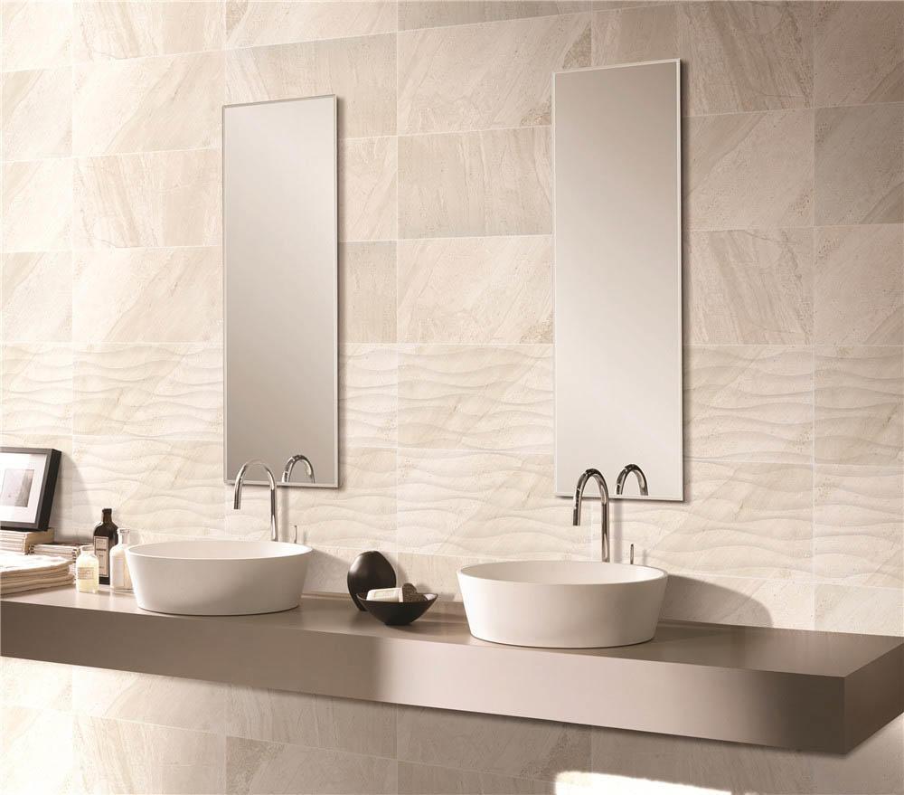 LONGFAVOR white 300x600mm Ceramic Wall Tile bulk production Walls-1
