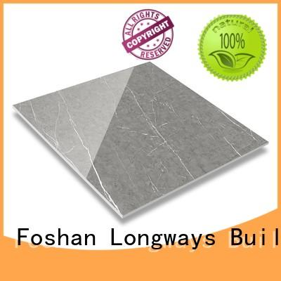 LONGFAVOR realistic decorative effect floor tiles price high quality Super Market