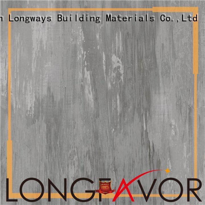LONGFAVOR new design ceramic tile wood look planks supplier Zoo