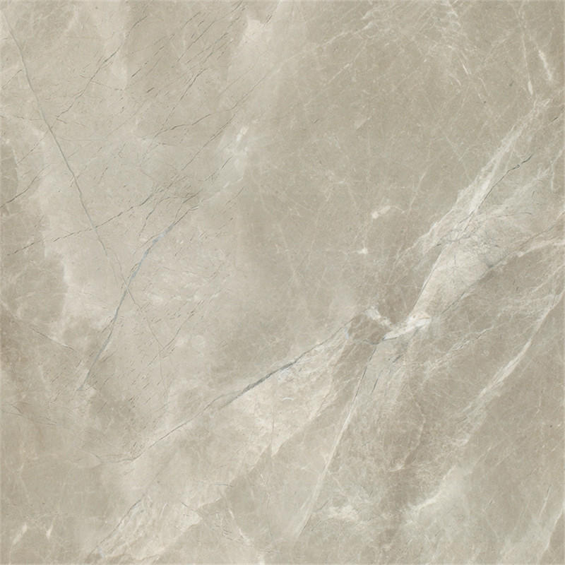 60 & 80 Tino Marble Light Grey Soft polished & Glossy Glaze Marble Tile SJ66G0C04T/M-2