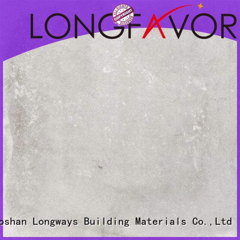 150x600mm daimond rustic kitchen floor tiles new LONGFAVOR company