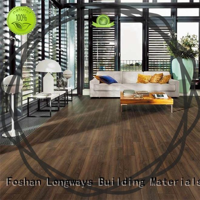 low price wood tile flooring cost ps158401 supplier Hotel