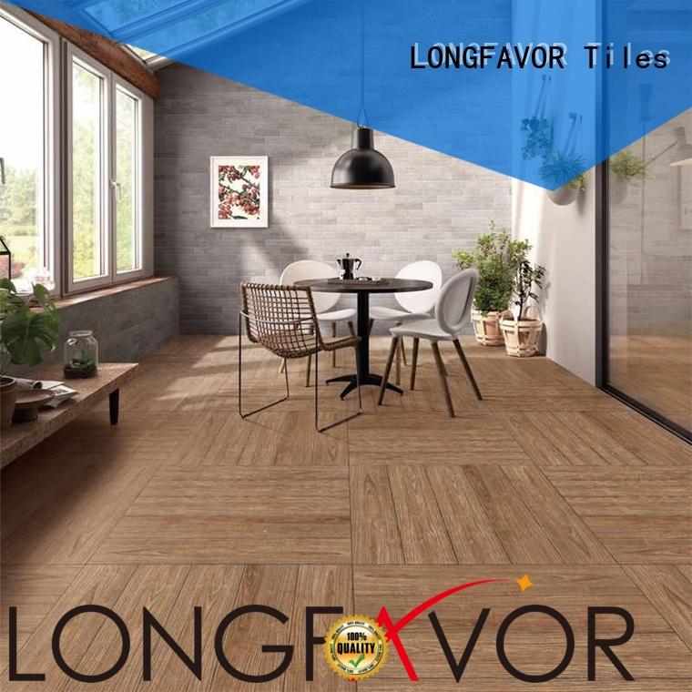 wooden wooden style floor tiles ps158003 popular wood Apartment