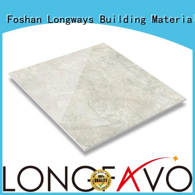 marble look floor tiles diamond Apartment LONGFAVOR