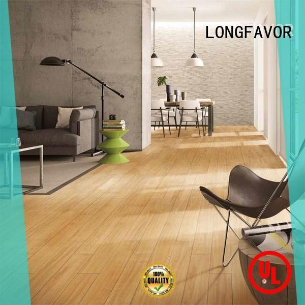 LONGFAVOR wooden wood look tile cost popular wood Apartment