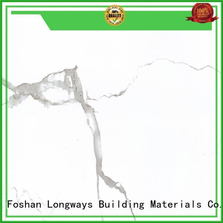 LONGFAVOR polished tiles glazed ceramic tile marble series
