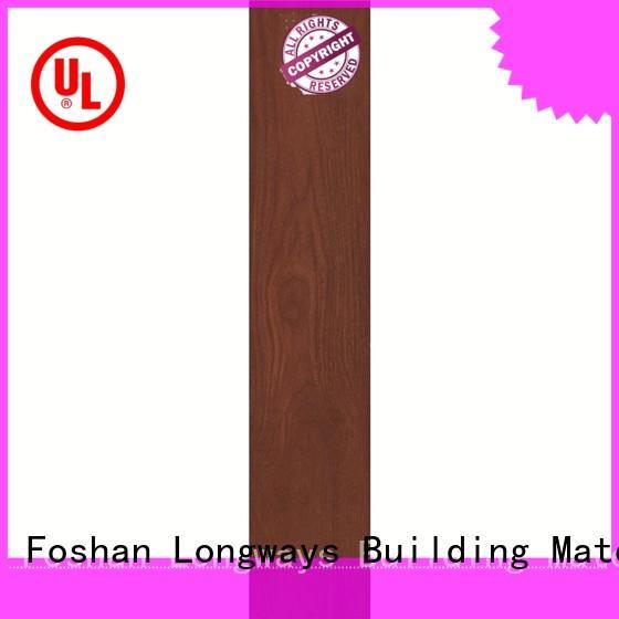 new design wooden style floor tiles wall popular wood School