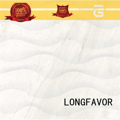 LONGFAVOR Ceramic Tiles 300x600mm Ceramic Wall Tile for wholesale Coffee Bars