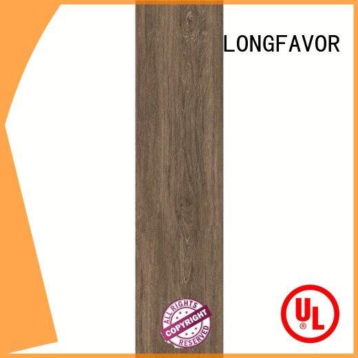 natural wood effect outdoor tiles free sample Super Market LONGFAVOR