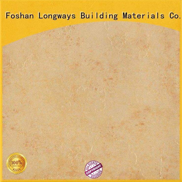 LONGFAVOR new design Interior Kitchen Flooring Tiles Ceramic Tile excellent decorative effect School