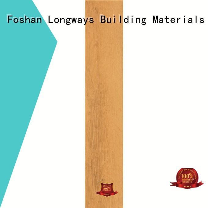 LONGFAVOR new design outdoor wood tiles supplier Hotel
