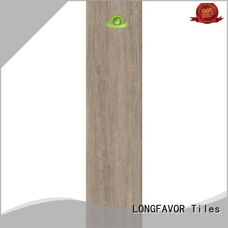 LONGFAVOR wood wooden style floor tiles popular wood Hotel