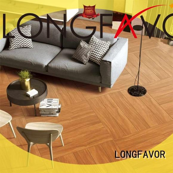 150x800mm Natural Wooden Ceramic Tile PS158005 Flooring or Wall