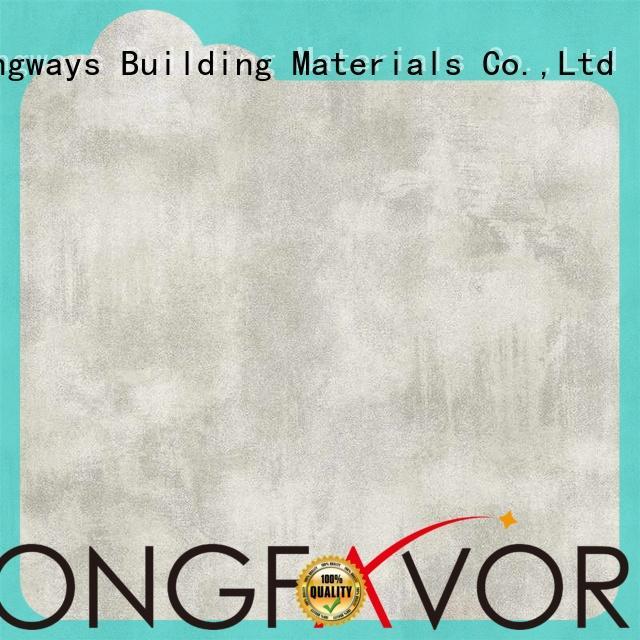 LONGFAVOR simple styple concrete tiles strong sense airport