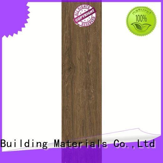 LONGFAVOR dark wooden tiles price free sample Shopping Mall