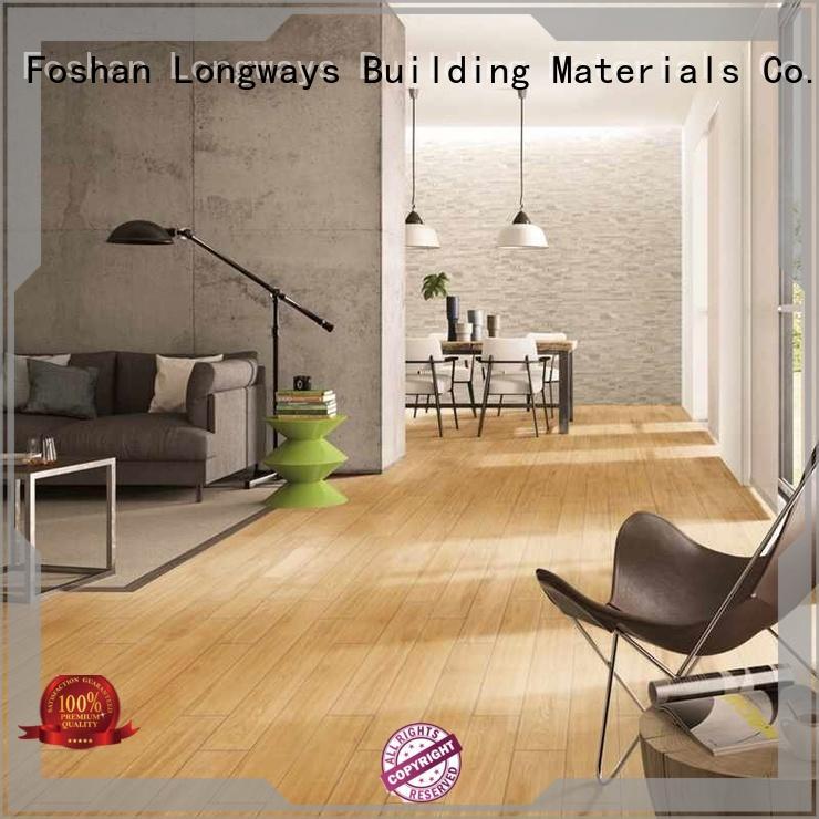 full ceramic tile flooring that looks like wood tilep158011m marble LONGFAVOR Brand