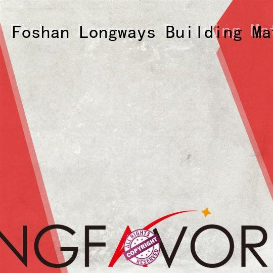 LONGFAVOR jc66r0e07 polished concrete tiles strong sense Super Market