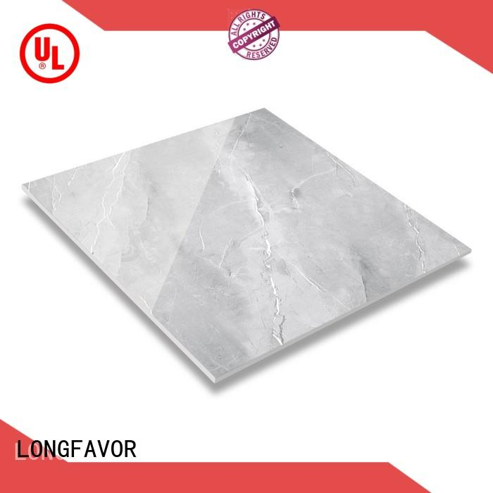 LONGFAVOR diamond-shaped bathroom floor and wall tiles strong sense Apartment