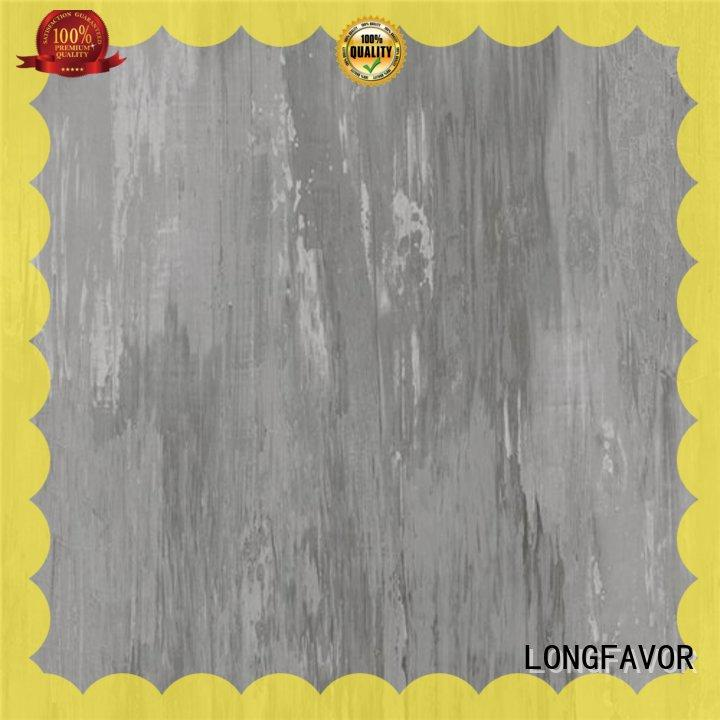 LONGFAVOR wooden wood effect tiles supplier Park