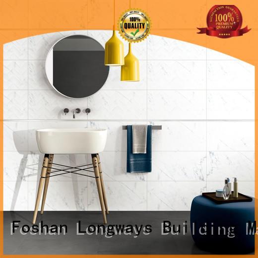 LONGFAVOR tile 300x600mm Ceramic Wall Tile oem Walls