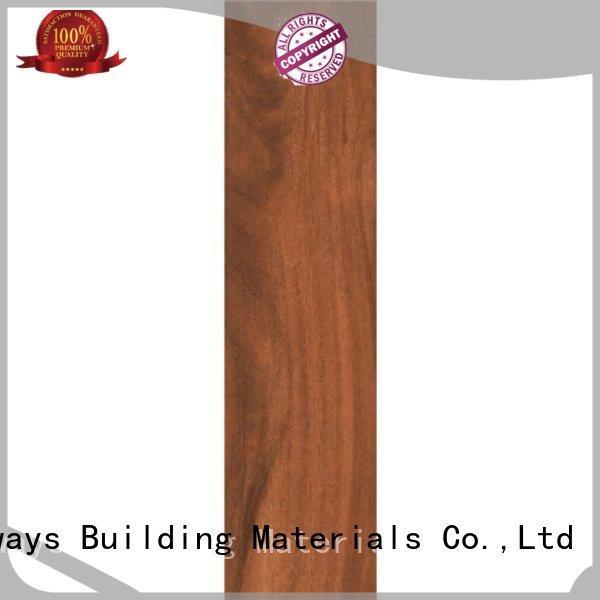 decoration wood effect outdoor tiles free sample airport LONGFAVOR
