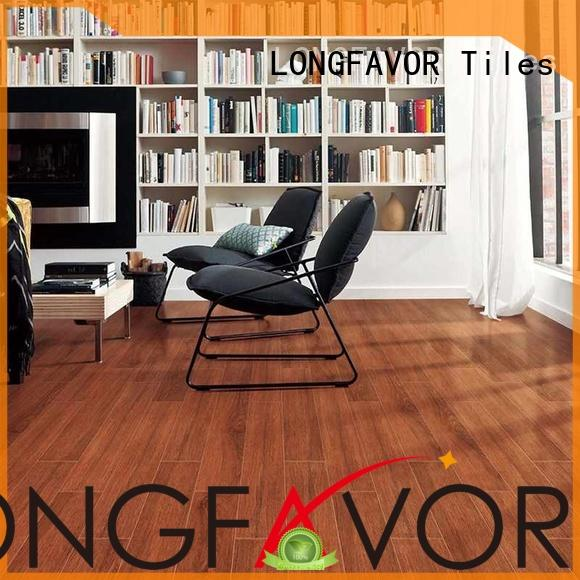 new design wood effect outdoor tiles p1583041 ODM Hotel