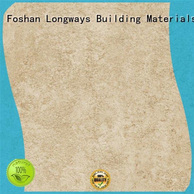 LONGFAVOR cement cement porcelain tile high quality Shopping Mall