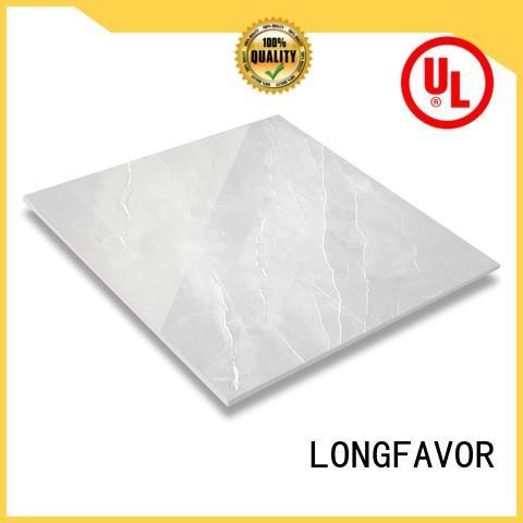 2019 hot product ceramic bathroom floor tiles dn612g0a19 strong sense Hotel