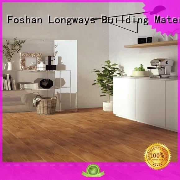 oak wood effect floor tiles dark 150x600mm wall matt