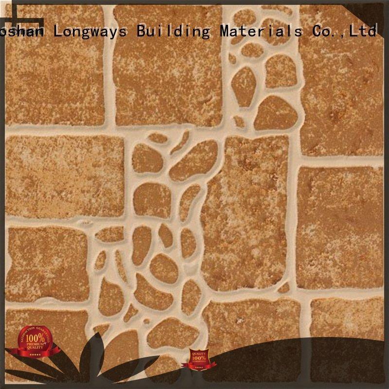 LONGFAVOR anti 300x300mm Ceramic Floor Tile hardness Hotel