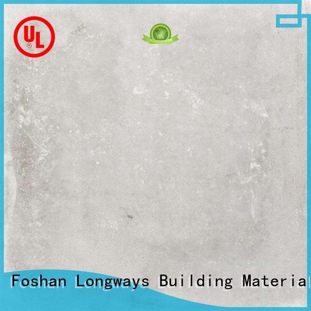 LONGFAVOR simple styple cement tile strong sense Shopping Mall