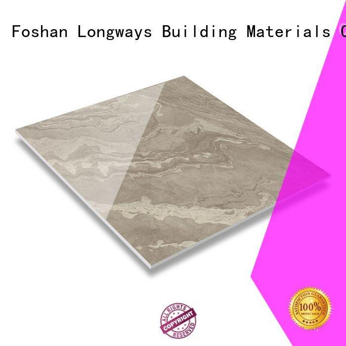 LONGFAVOR polished glazed tiles