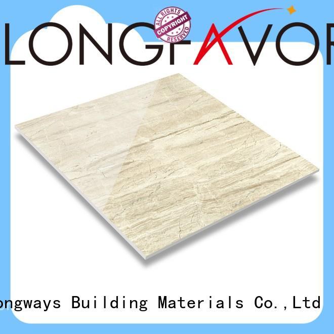 LONGFAVOR diamond-shaped wall tiles online excellent decorative effect Apartment