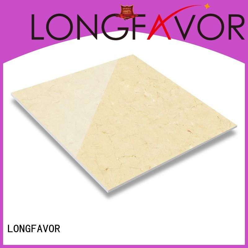 LONGFAVOR size marble tiles suppliers hardness Apartment
