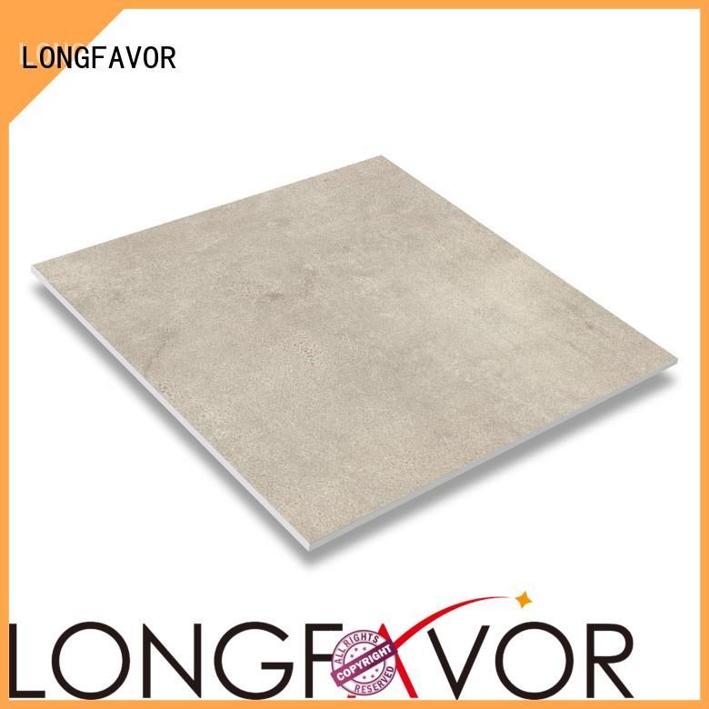 LONGFAVOR large rustic floor tiles