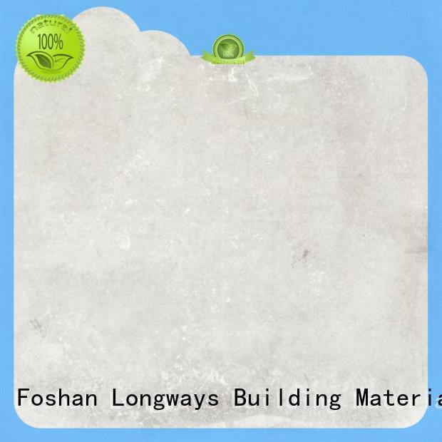 LONGFAVOR cascal design rustic ceramic tile strong sense Super Market