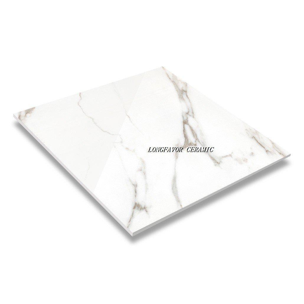 LONGFAVOR gold marble look floor tiles excellent decorative effect Hotel-1