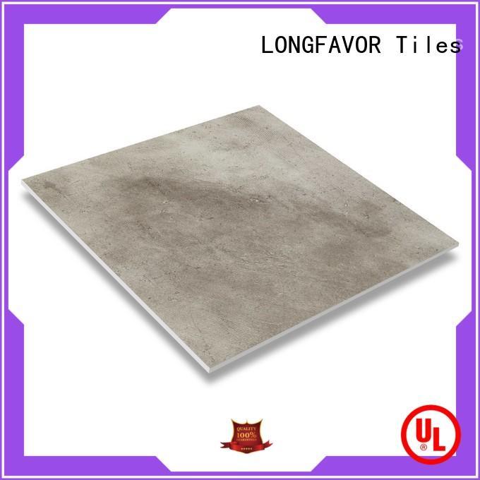 finish rustic ceramic tile multi-color Hospital LONGFAVOR