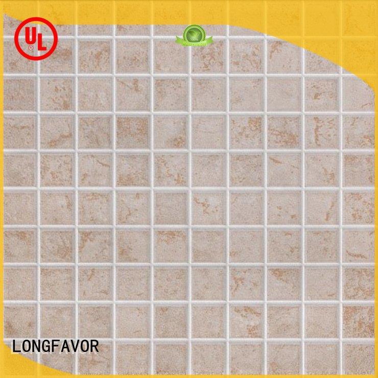 new design 300x300mm Ceramic Floor Tile sale strong sense Apartment