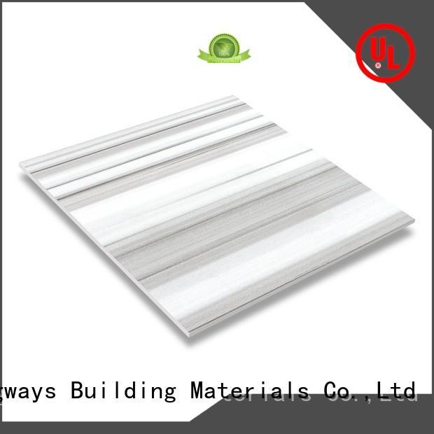 LONGFAVOR simple styple rustic tile multi-color Bank