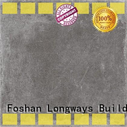 LONGFAVOR cement white cement tile high quality Shopping Mall