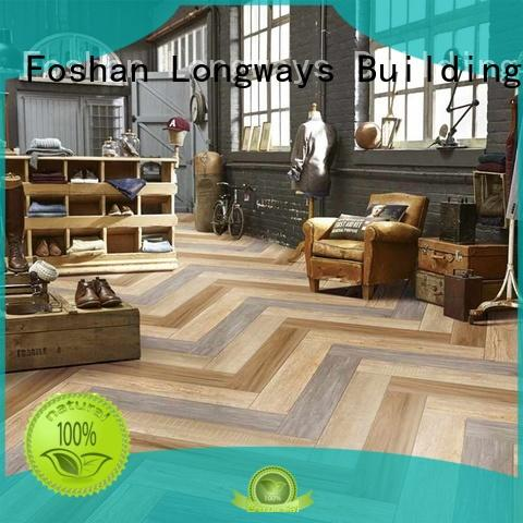 products 9631 wood look tile cost 6x24inch grey LONGFAVOR company