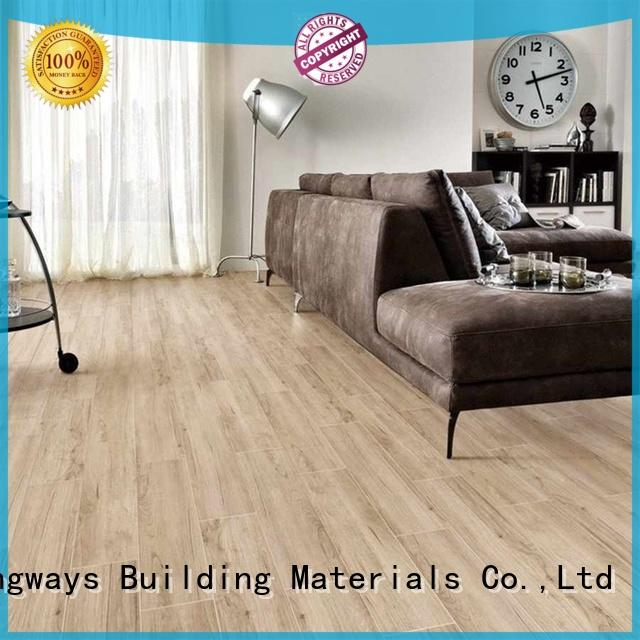 LONGFAVOR Brand daimond dh156r6a01 dn612g0a03 wood look tile planks manufacture