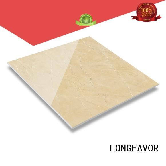 LONGFAVOR superior performance polished glazed tiles on-sale Shopping Mall