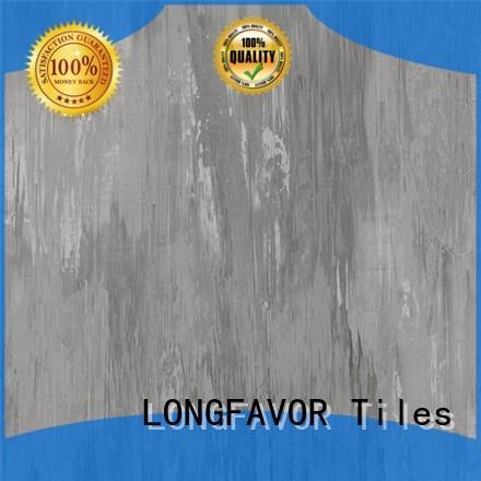 LONGFAVOR look wood effect bathroom tiles supplier Park
