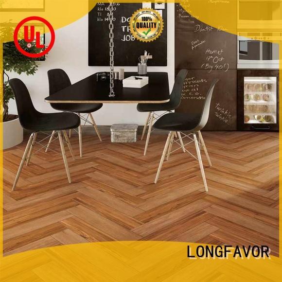new design wood texture floor tiles dh158r6b23 ODM Hotel