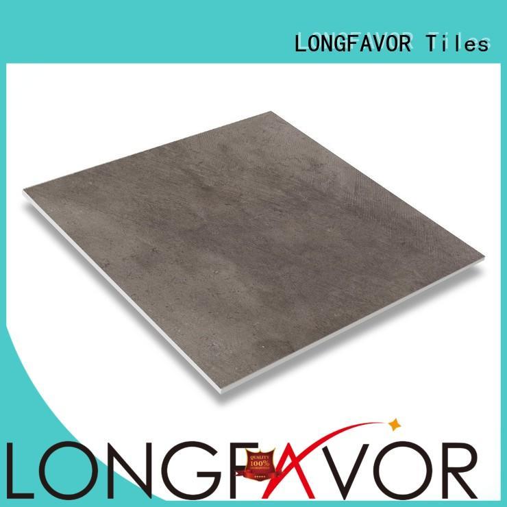 LONGFAVOR jc66r0c02 matte rustic tile inkjet technology Museum