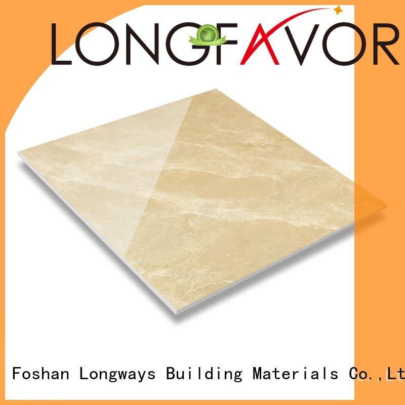 LONGFAVOR kajaria discount marble tile strong sense School